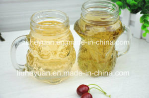Creative Handle Glass Cup Fox Shape pictures & photos