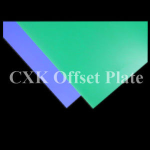 Offset Printing Aluminum Ctcp Plates Blue Coating pictures & photos