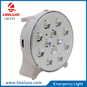 12 PCS SMD LED Rechargeable Emergencu Table Light pictures & photos