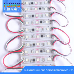 DC12V 0.72W Full Color IC RGB LED Module pictures & photos