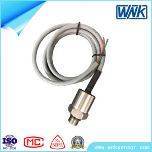 Miniature Gases Oil Pressure Sensor, High Accuracy 0.25% & Excellent Stability pictures & photos