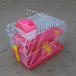 Deluxe Hamster Cage Slide Cabin Hamster Cage pictures & photos