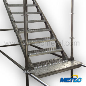 Staircase for Ringlock Scaffolding (Stair, Stair Treads, Stair Stringer) pictures & photos