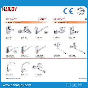 One Hole Sink Kitchen Mixer Faucet With CE/ISO pictures & photos