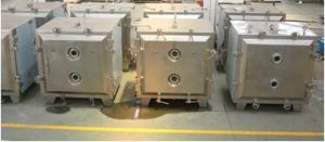 Organic Solvent Recovery Vacuum Drying Machine pictures & photos