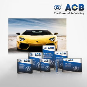 Anti Silicone Paint for Car Body Repair pictures & photos