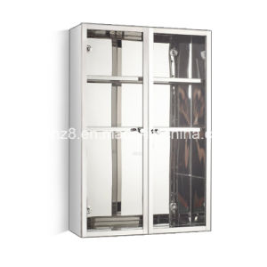 Cheap Contractor Stainless Steel furniture Kitchen Cabinet (Ymt-7035) pictures & photos