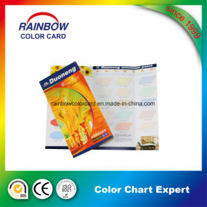 Colour Card for Building Material Interior Paint pictures & photos