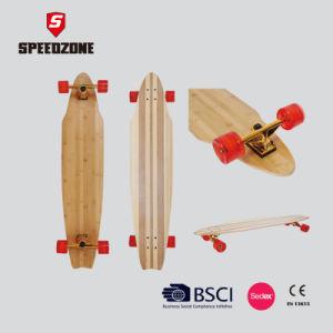 Speedzone Skateboard Super Cruiser Longboard pictures & photos
