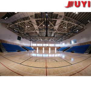 Jy-750 2015 Best Steel Retractable Stage Wood Portable Indoor Bleachers Arena pictures & photos