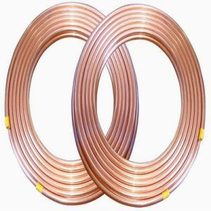 Copper Pancake Coil Tubes for Refrigeration, Air Condition, Pancake Coil Series pictures & photos