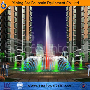 Professional Designer Design LED Light Decorative Fountain pictures & photos