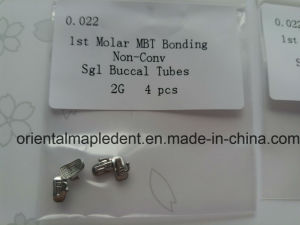 Orthodontic Single Bondable Buccal Tubes pictures & photos