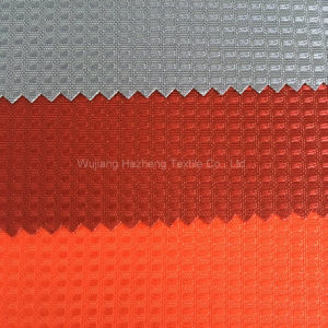 PU Coated Ribstop Oxford Fabric for Luggage Bag Tent pictures & photos