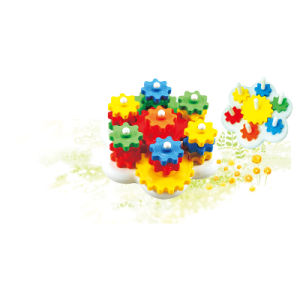 Children Gear Style Building Block Toy pictures & photos