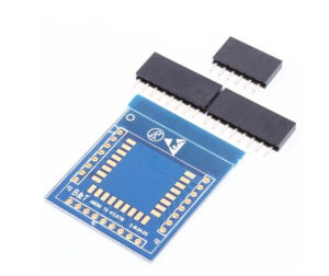 Rtl8710 WiFi Wireless Module Adapter Board Adaptor Pinboard 2.54mm pictures & photos