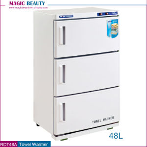 Rdt-48A High Quality Electric 3 Layers UV Sterilizer Cabinet Hot Towel Warmer for Sale pictures & photos