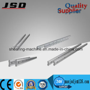 Jsd Guillotine Shear Blade & Shear Blades for Shear Machine pictures & photos