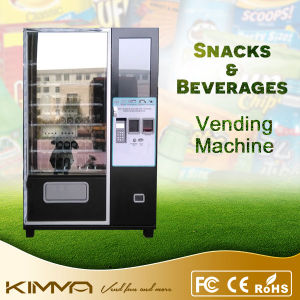 Cup Noodle and Drinks Vending Machine with Factory Price pictures & photos