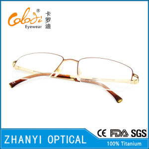 Latest Design Beta Titanium Eyewear (8318) pictures & photos