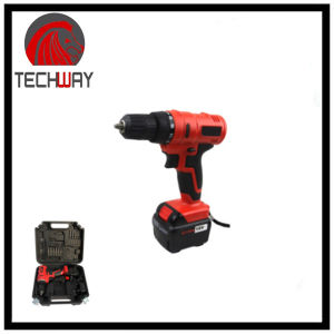 Li-ion Cordless Drill Set, High Power Electric Power Tools Electric Drill pictures & photos