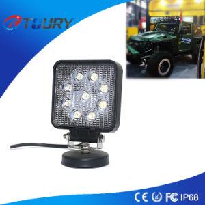 9PCS*3W Epsitar LED Light 27W LED Spot Work Lights pictures & photos