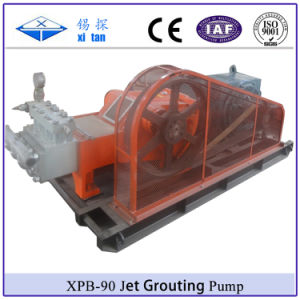 Xpb-90 High Pressure Jet Grouting Pump Single Double Triple Jet Grouting Pump pictures & photos