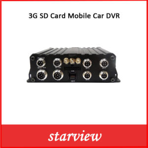 3G SD Card Mobile Car DVR pictures & photos