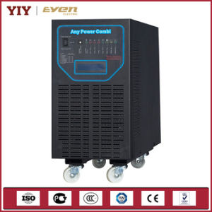 Made in China Dual Output Low Frequency Charge Controller Inverter 1kw pictures & photos