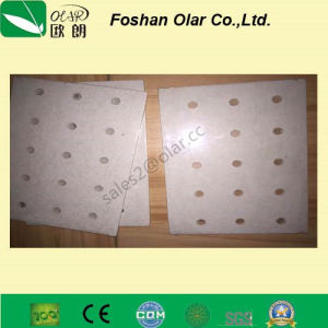 Calcium Silicate Sound Absorption Ceiling Panel pictures & photos