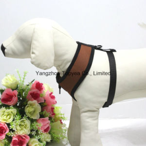 Pet Clothes with Air Mesh Padded Dog Harness (YD001-16) pictures & photos