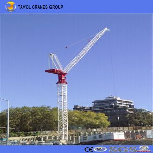 2ton Derrick/Luffing Tower Crane Qtd3020 Top Slewing Tower Crane pictures & photos