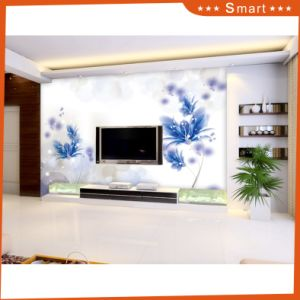 Hot Sales Customized Flower Design 3D Oil Painting for Home Decoration (Model No.: Hx-5-055) pictures & photos
