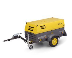 Atlas Copco Industrial Portable Air Compressor pictures & photos