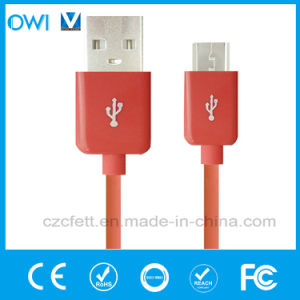 Micro Plug Android for Samsung/HTC USB Cable pictures & photos
