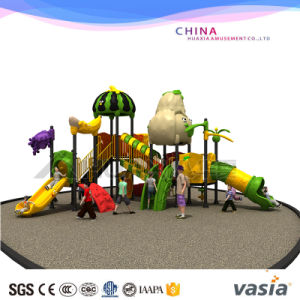 2016 Vasia Joyfully Playsets Outdoor Playground Equipment Vs2-3034A pictures & photos