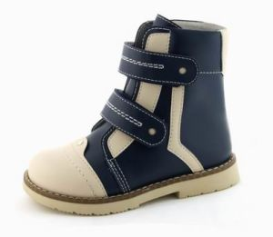 Grace Comfortable Child Support Shoes Health Corrective Shoes pictures & photos