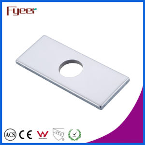 Rectangle Baseplate of Basin Faucet Sink Water Tap Bathroom Kitchen Accessories Baseboard pictures & photos
