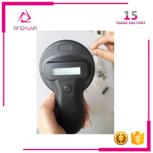 Fdx-B 11784 / 785 125kHz 134.2MHz Animal Handheld RFID Reader pictures & photos