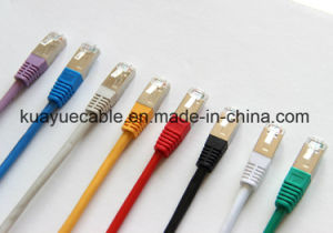 Patch Crod RJ45 Ftpcat6/Computer Cable/ Data Cable/ Communication Cable/ Connector/ Audio Cable pictures & photos