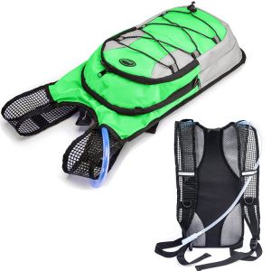 Water Bag Rucksack Includes Water Bladder for Hiking Biking Outdoor Sports pictures & photos