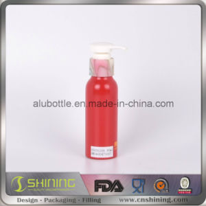 Empty Metal Bottle Liquid Container Cosmetic Small Aluminum Bottles