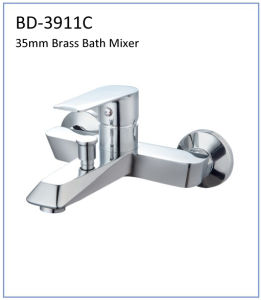 Bd3911g High Quality Brass Conceal Mount Bath Faucet pictures & photos