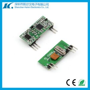 DC5V 433MHz RF Wireless Transmitter and Receiver Kl-Cw06 pictures & photos
