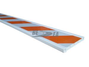 White / Orange PVC Plastic Road Safety Barricade pictures & photos