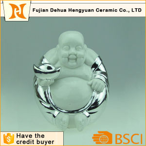 Religious Decorative Budha with Ingot for Business Gift pictures & photos