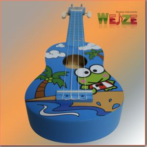 Wholesale China Ukulele with Decal pictures & photos