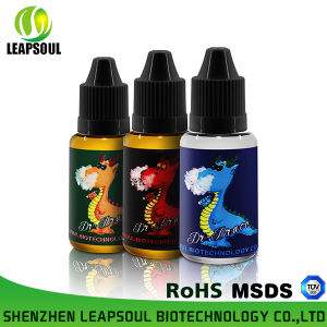 Five Nicotine Strenght Tobacco Variety Tastes E-Juice 30ml E Juice