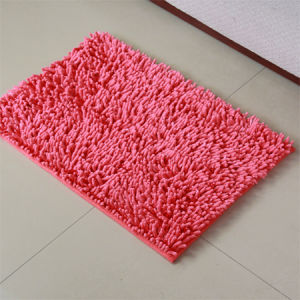 Microfiber Chenille Polyester Home Floor Mat pictures & photos