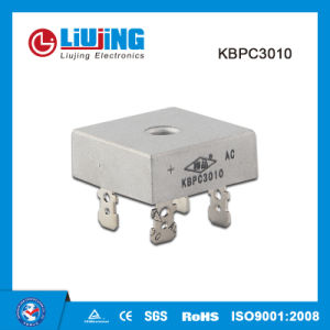 Kbpc3010 30A 1000V Bridge Rectifiers for Numerical Control Machinery pictures & photos